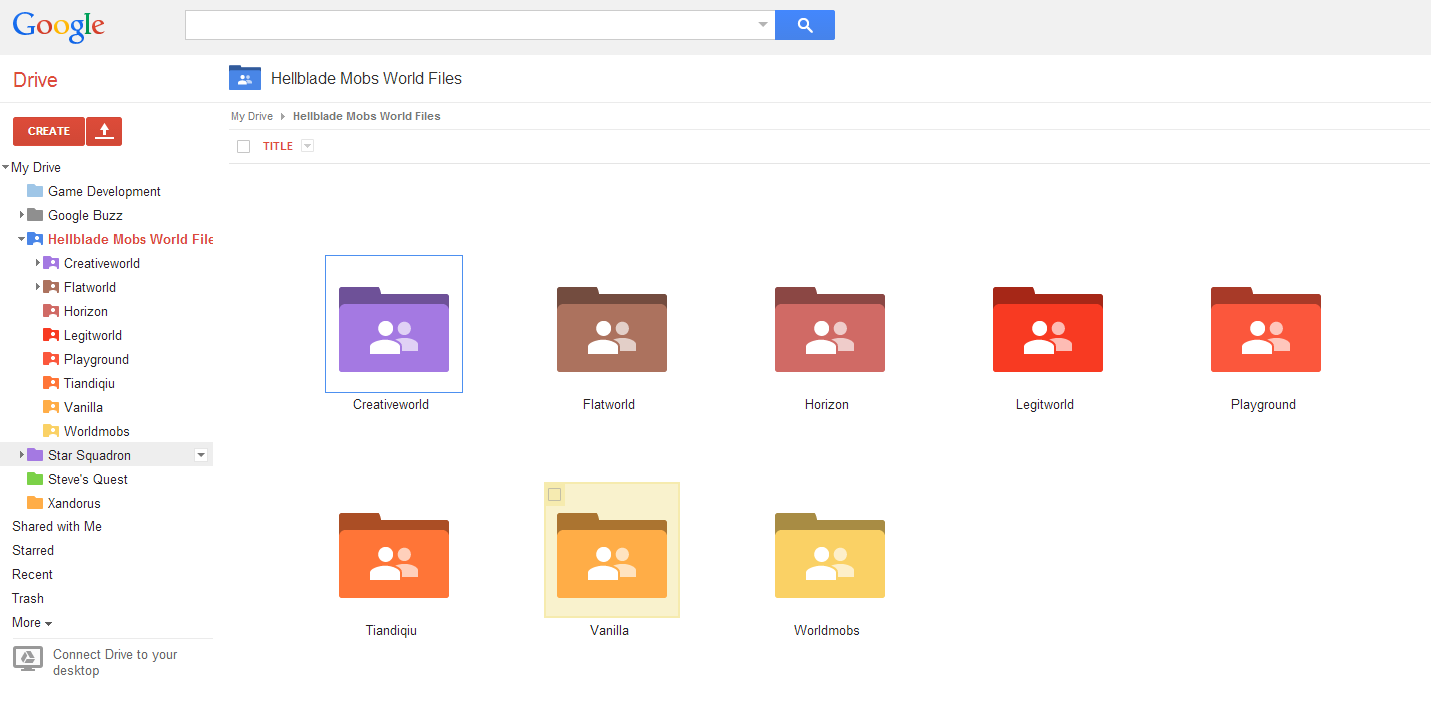 Google Drive Is Pretty