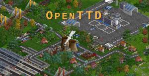 Open TTD Title Screen