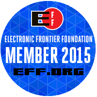Electronic Frontier Foundation 2015